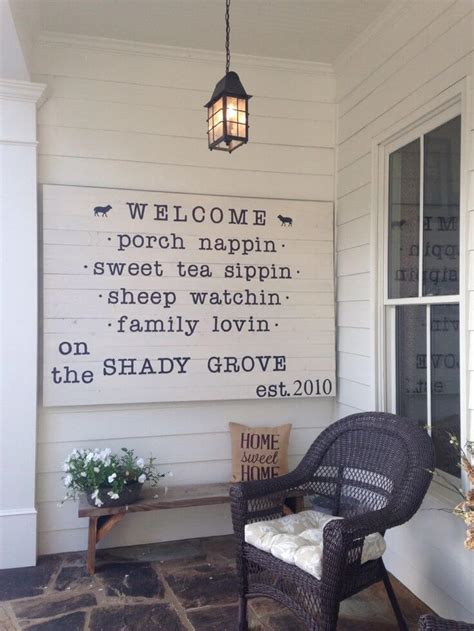 15 Amazing Diy Welcome Signs For Your Front Porch  Style. Opposite Signs Of Stroke. Karli Murals. Butterfly Flower Decals. Where Can I Get Custom Stickers Made. Yin Yang Signs Of Stroke. Cbse School Banners. Rc 390 Stickers. Hanging Balls Lettering