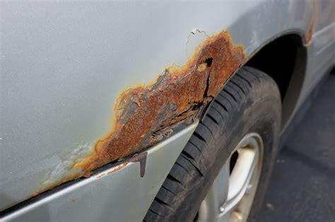 wie kann ich rost entfernen rost am auto wie entsteht er und was kann ich dagegen tun