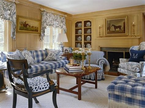 English Country Living Room : English Country Cottage Decor