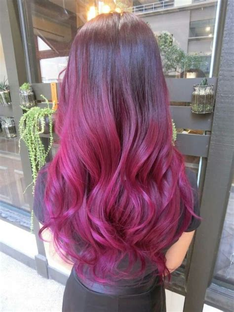 1000 Ideas About Dyed Hair Brown On Pinterest Long Hair