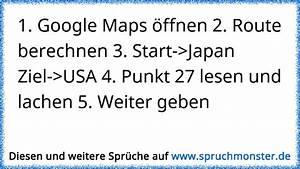 Route Berechnen : 1 google maps ffnen 2 route berechnen 3 start japan ziel usa 4 punkt 27 lesen und lachen ~ Themetempest.com Abrechnung