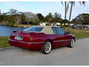 1999 Cadillac Eldorado For Sale