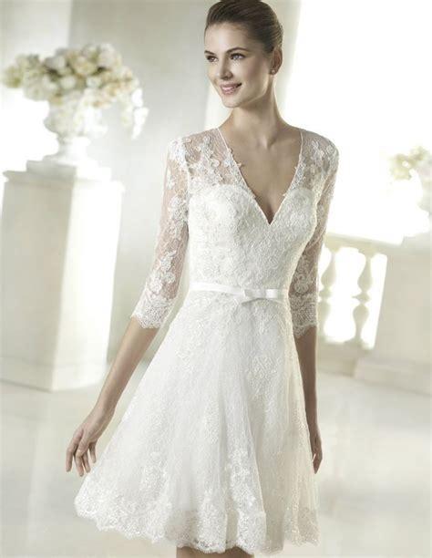 Short/Mini Wedding Dresses