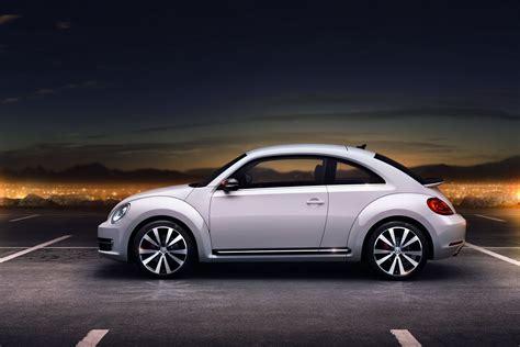 volkswagen beetle   bug grows  carscoops