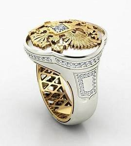 grosse chevaliere pour homme or diamants ring mens With grosse bague