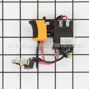 trigger switch assembly 270001508 for ryobi lawn equipment ereplacement parts