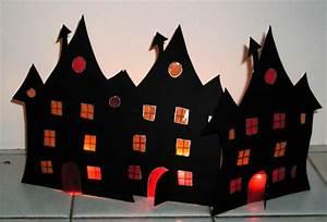 Decoration Halloween Maison : d coration halloween fait maison ~ Voncanada.com Idées de Décoration