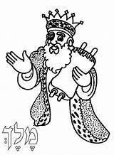 Coloring Pages Greeting King sketch template