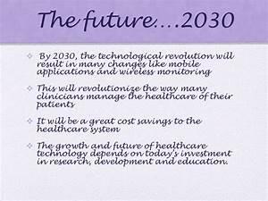 Healthcare Technology 2030