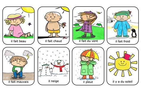 free weekly lesson plans for 1 weather
