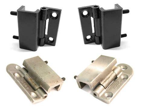 Austin Mini Door Hinges Mk3 Value Line