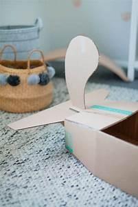 Diy Cardboard Plane