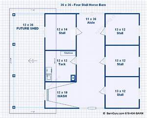 4 x 7 shed plans jump to next level With 4 stall horse barn designs