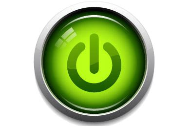 13111 start button png image turnon button png island blue wiki