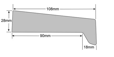 Upvc Window Sill Profiles by Upvc Window Cill Sill End Caps Synseal Profile All