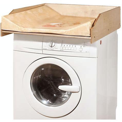 Wickelauflage Für Waschmaschine by Wickelaufsatz F 252 R Waschmaschinen Birkenholz Mytoys