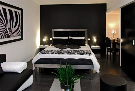 awesome decoration chambre moderne noirblanc ideas