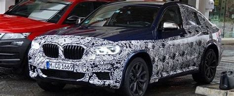2019 BMW X4 M40i Spied Near The Nurburgring, To Offer More ...