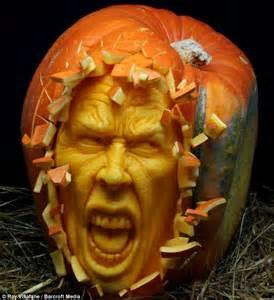 Carvable Foam Pumpkins by Ab 243 Boras Para O Halloween Rotina Tensa