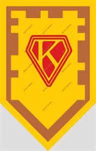 Nexo Bodyslam Superhero LEGO Knight Shield