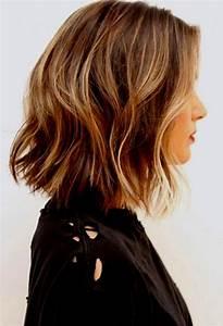 Coupes Cheveux Mi Longs 2018 : meilleur de coupe courte carr plongeant une court 2016 glamour et sexy carre 14 tendance coiffure ~ Melissatoandfro.com Idées de Décoration