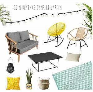 Ikea Mobilier De Jardin : ma s lection de mobilier pour le jardin ~ Teatrodelosmanantiales.com Idées de Décoration
