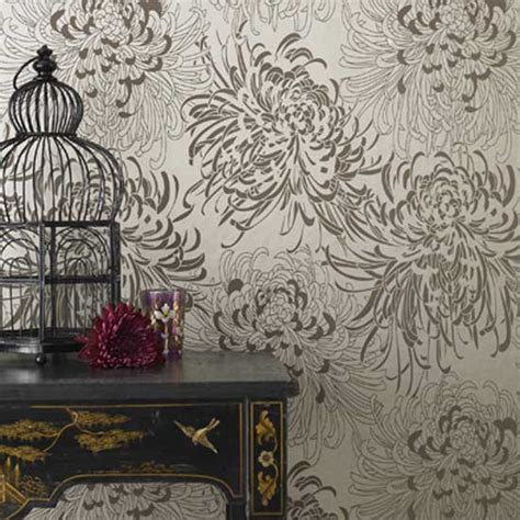 designer wallpaper walls feel  home