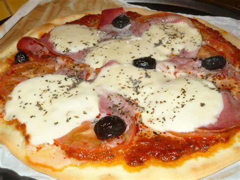recette de cuisine italienne traditionnelle pizza italienne recette