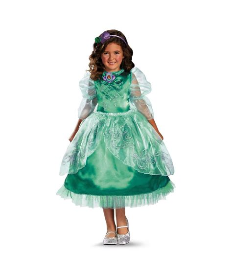 ariel disney sparkle kids costume girls disney princess