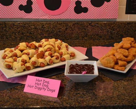 cuisine mickey diy minnie mouse food ideas diy do it your self
