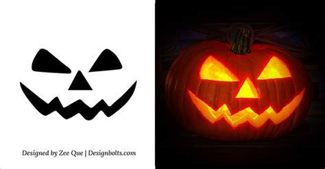 easy pumpkin carving 5 easy yet simple halloween pumpkin carving patterns