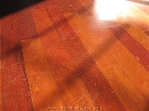 Buffing Wood Floors Scratches by Chicago Condo Floor Wall Window And Interior Door Inspection