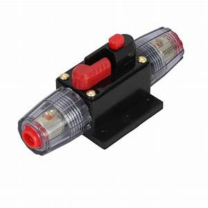 50 Amp Manual Resettable Circuit Breaker Car Audio And
