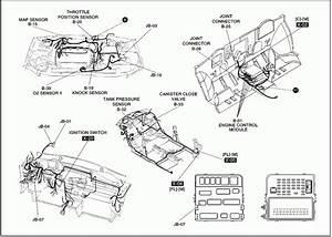 Diagram Engine Control System Gm