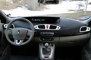 Renault Scenic 3 : photos renault grand scenic 3 ~ Gottalentnigeria.com Avis de Voitures