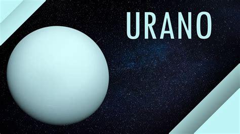 Curiosidades sobre Urano - YouTube