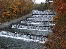 stepped spillway wikipedia