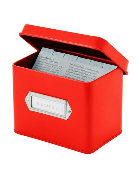 Martha Stewart Kitchen Collection by Martha Stewart Collection Recipe Box Kitchen Gadgets