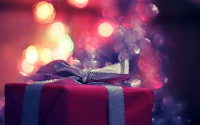 Birthday Gift Wrapped Wallpapers Present Gifts Christmas