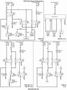 2002 Toyota Avalon Fuse Box Diagram