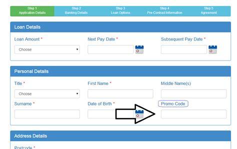 80784 Term Loans Promo Code by Trueblueloans Promo Code Allpaydaylenders