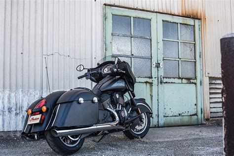 Indian Introduces 2016 Chieftain Dark Horse