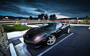Ferrari 458 Italia Full HD Duvarkağıdı and Arka plan ...