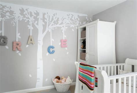 stickers fille chambre deco arbre chambre bebe fille 141819 gt gt emihem com la