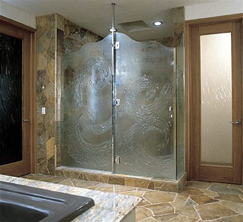 bathroom door ideas 15 decorative glass shower doors designs for a bathroom