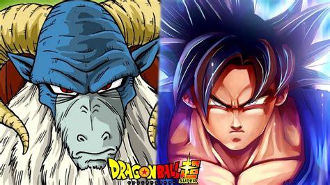 imagenes de goku  moro el nuevo villano dbs