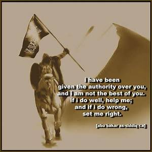 1000+ images ab... Islamic Caliphate Quotes