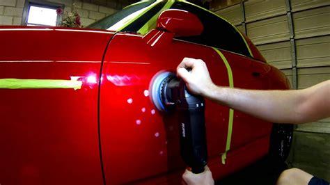 Auto Detailing: Honda S2000 AP2 - Paint Correction, GoPro ...