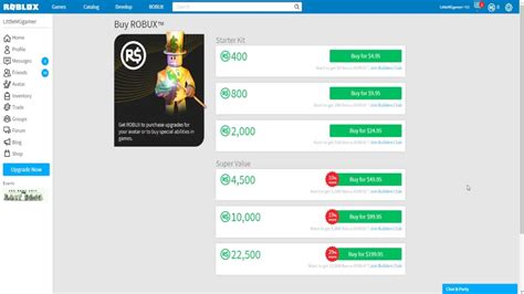 buy robux roblox money game  paypal  hack
