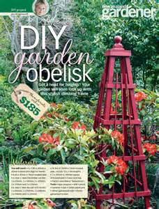 faux peonies diy make a garden obelisk flaming petal